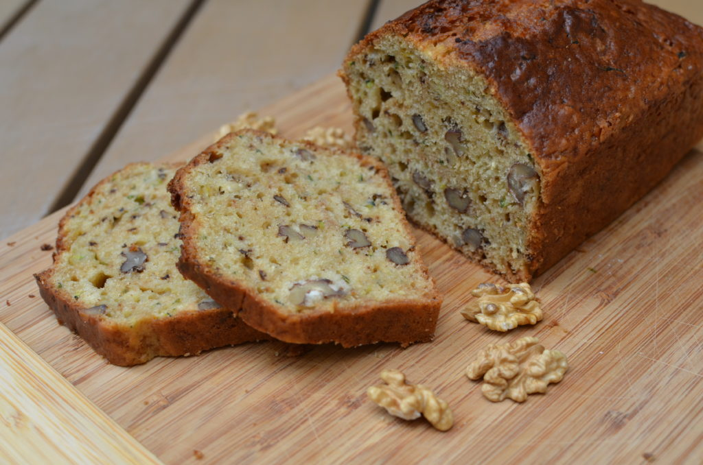 zucchini walnut bread Busy Family Recipe Box